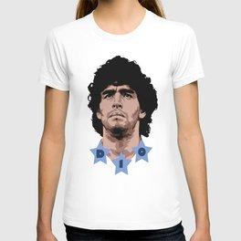 Maradona - D10 T-shirt