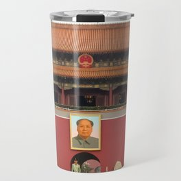 Forbidden City Southern Gate Travel Mug