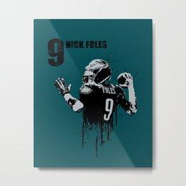 Sports art Metal Print