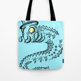 Sir Calipiter Tote Bag