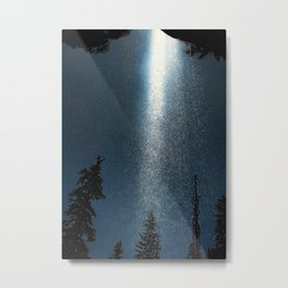 Awakening Light Metal Print
