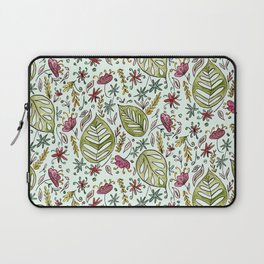 Tropical Rainforest pattern Laptop Sleeve