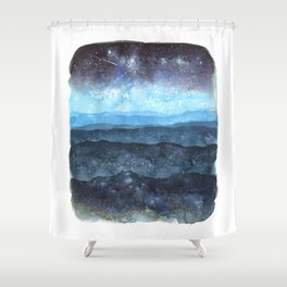 Build The Foundations Shower Curtain