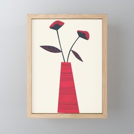 LouLou Framed Mini Art Print