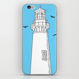 Lighthouse iPhone Skin