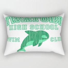 Iwatobi - Orca Rectangular Pillow
