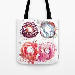 Donuts love Tote Bag