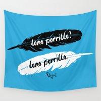 lana Wall Tapestries featuring Lana Parrilla? Lana Parrilla. by VivianaRizzi