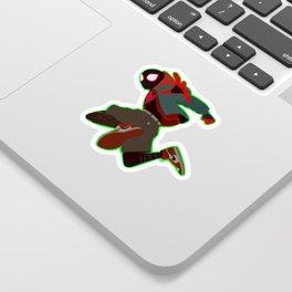 Spider Verse Sticker