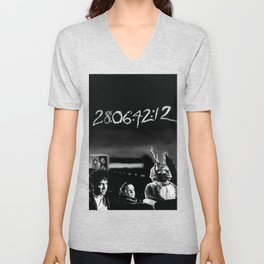 Donnie Darko Poster Unisex V-Neck
