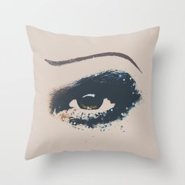 Hedwig Eye Throw Pillow