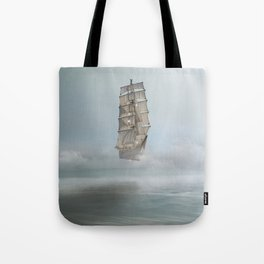 there's no mystery at all Tote Bag
