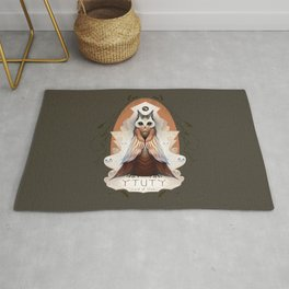 Ytuty Lord of Owls Rug