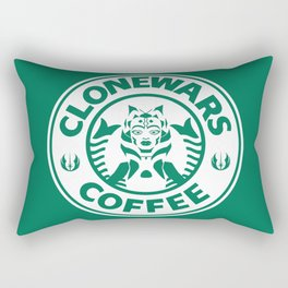 Ahsoka Coffee Rectangular Pillow