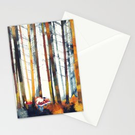 Autumn Hunt Stationery Cards