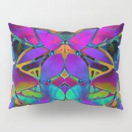 Floral Fractal Art G308 Pillow Sham