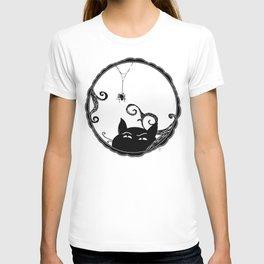 Familiar and Friend Up Close T-shirt