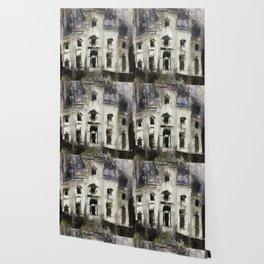 old building Wallpaper