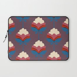 Retro fall florals- n. 2 Laptop Sleeve