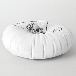 ASAP ROCKY Floor Pillow