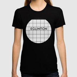 EGLINTON   Subway Station T-shirt