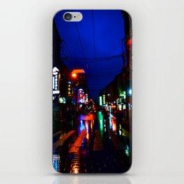 Shanghai 二 iPhone Skin