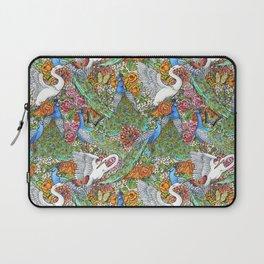 Bird Sanctuary Laptop Sleeve