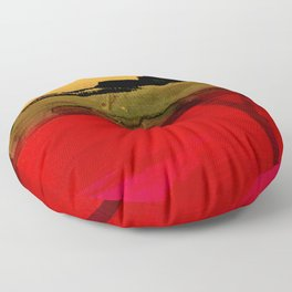 Mesa No. 100A by Kathy Morton Stanion Floor Pillow