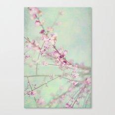 Pink Symphony Canvas Print