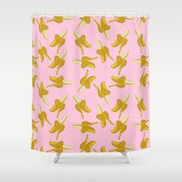 Goin' Bananas Shower Curtain