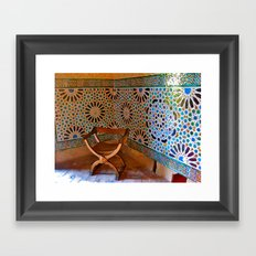 Moorish Framed Art Print