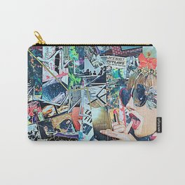 Lipstick Outlaw Carry-All Pouch