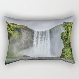 Intrepid Iceland Rectangular Pillow