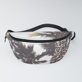 Vintage California Palms Fanny Pack