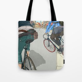 City traveller Tote Bag