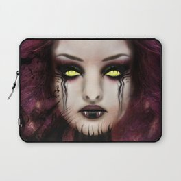 Suffocation Laptop Sleeve