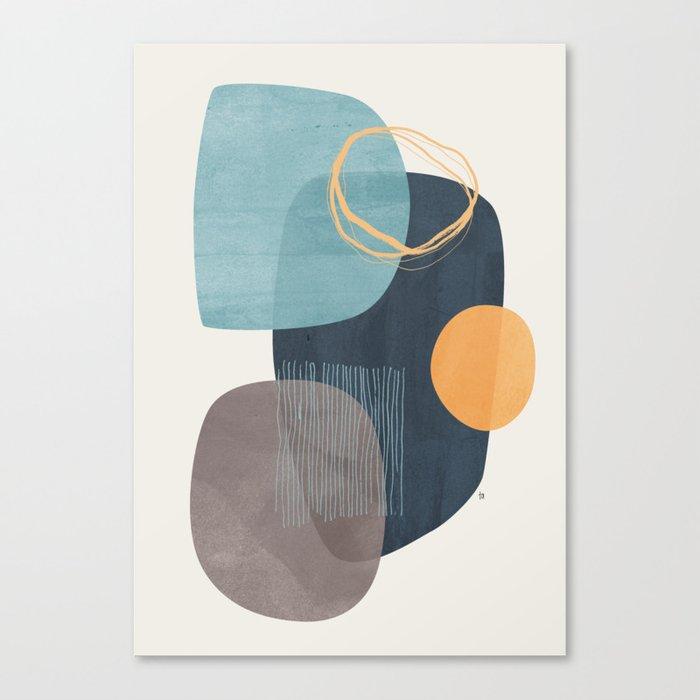 Cyra Canvas Print