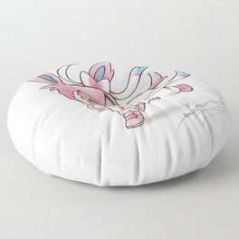 Ribbons and Bows, Oh my! Floor Pillow