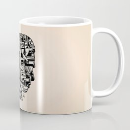 Self Portrait PM Coffee Mug