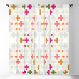 Abstact Heaven Blackout Curtain