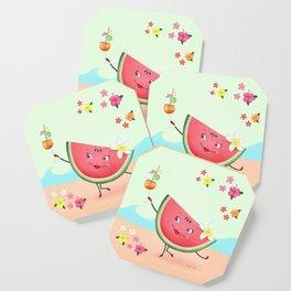 Watermelon Coaster