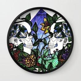 Los dos locos Wall Clock