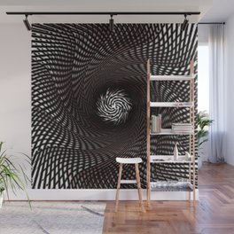 Turbine effect Wall Mural