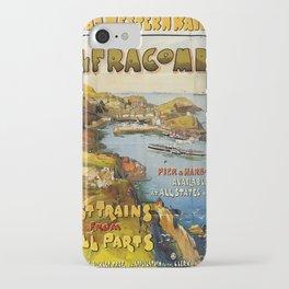 Nostalgie Ilfracombe iPhone Case