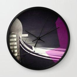 gandola Wall Clock