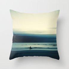 Summer Tale Throw Pillow