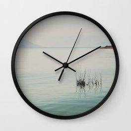 at peace ... Lake Isabella photograph Wall Clock