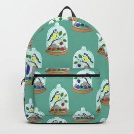 Eurasian Blue Tit Terrarium Backpack