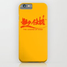 The Legend of Kage Slim Case iPhone 6s