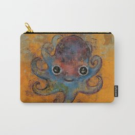 Baby Octopus Carry-All Pouch